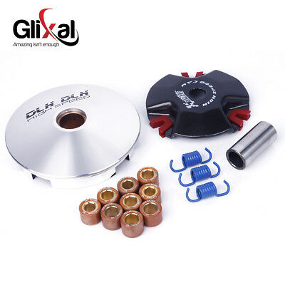 High Performance DLH Racing Variator Drive Pulley for Jog 50cc 1PE40QMB Scooter