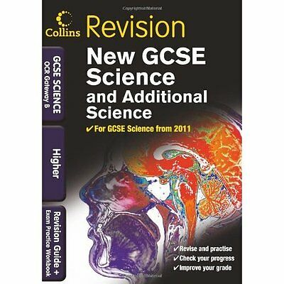 GCSE Science Additional OCR Gateway B Higher Collins Paperback / . 9780007416035
