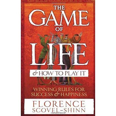 The Game of Life and How to Play it Shinn Vermilion Paperback 9780091906580