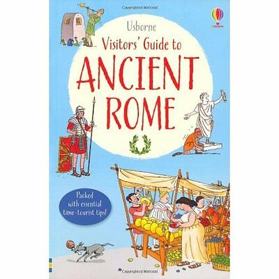 A Visitor's Guide to Ancient Rome Usborne Paperback / softback 9781409577553