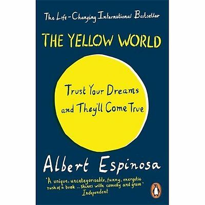 The Yellow World Espinosa Particular Books Paperback / softback 9780718194819