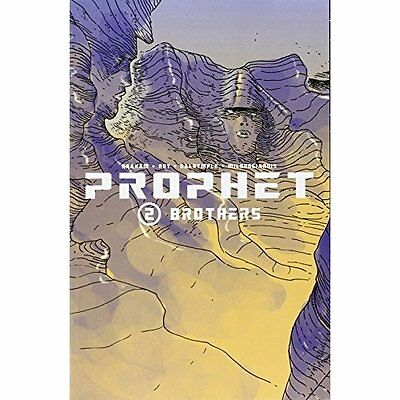 Prophet Brothers Volume 2 Graham Roy Various Graphic novels Image. 9781607067498