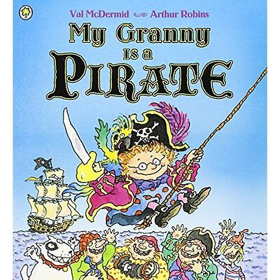 My Granny is a Pirate McDermid Orchard Books Paperback / softback 9781408309278