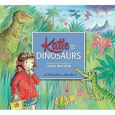 Katie and the Dinosaurs Mayhew Orchard Books Paperback / softback 9781408331910