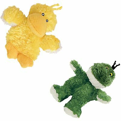 Kong Dr Noys Cat Kitten Catnip Filled Toys Duckie Frog