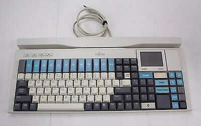 Fujitsu Team POS 2000 Keyboard 133UQ 90320-700/0000 Touchpad USB & PS2