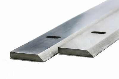 Charnwood W586/1 Planer knives 159 x 16.5 x 3mm HSS - S702S4