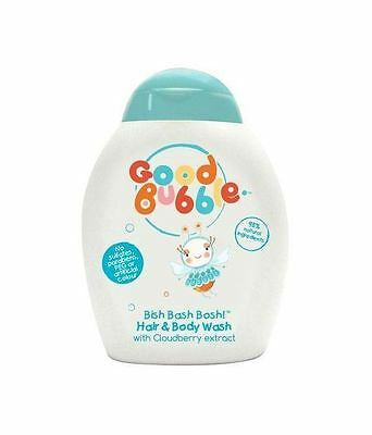 G/Bubble  Cloudberry Extract Hair & Body Wash 250ml