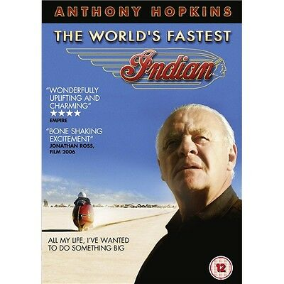 The World's Fastest Indian (DVD) (C-12)