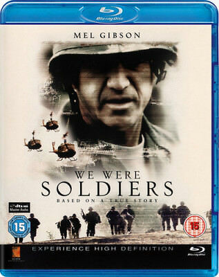 We Were Soldiers (Blu-Ray) (C-15)