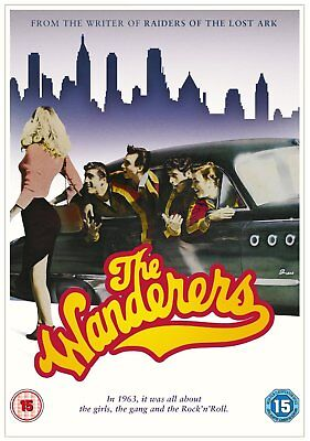 The Wanderers (DVD) (C-15)