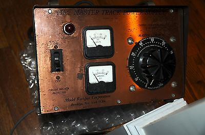 Mrc Control Master Track Power Supply Model Rectifier Corp. Train  Slot Car 30 A