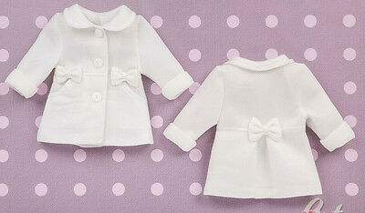 BABY GIRLS WHITE SMART COAT JACKET CHRISTENING BAPTISM WEDDING 3 6 9 12 18 24m