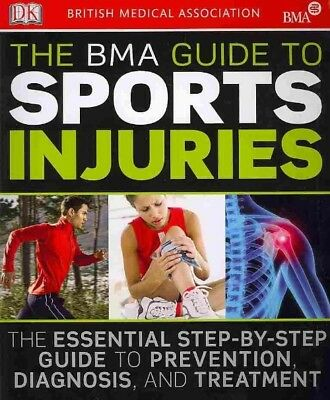The BMA Guide to Sport Injuries by M.A. Hardy Paperback Book (English)