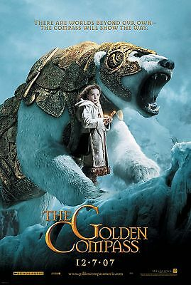 THE GOLDEN COMPASS 11x17 PROMO MOVIE POSTER