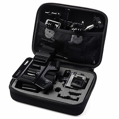 Small Travel Storage Carry Case Bag Protective for GoPro Camera HD Hero 1 2 3+ 4