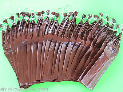 3-LB size Summer Sausage Casings Sleeves for 75 lbs.  Add Venison, Beef etc