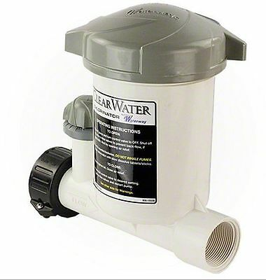 Waterway Clearwater In-Line Automatic Chlorinator for Above Ground swimming Pool