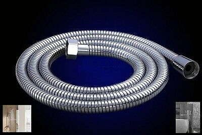 2.5M Long Stainless Steel High Quality Replacement Flexible Handheld Shower Hose