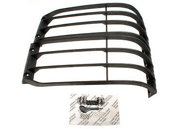 Land Rover Discovery 2 1999-2002 Genuine Front Light Lamp Guard Set Stc50026