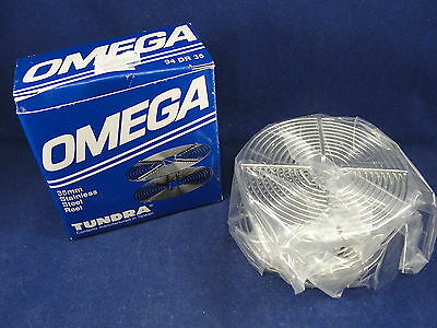 Omega Tundra 35mm Stainless Steel Reel Darkroom Film Developing New In Box