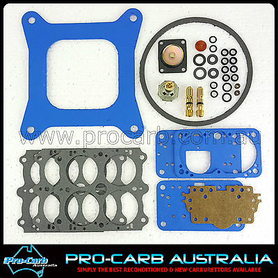 Holley Carburettor 4Bbl Squarebore L 1850 600 750 Fast Carby Repair Kit Carbie