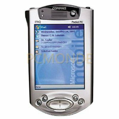 Compaq iPAQ Pocket PC H3970 - Win Mobile for Pocket PC 2002 400 MHz (269809-001)