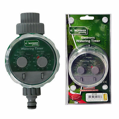 Automatic Garden Irrigation System   Fits Hozelock 2 Dials Electronic Water Time