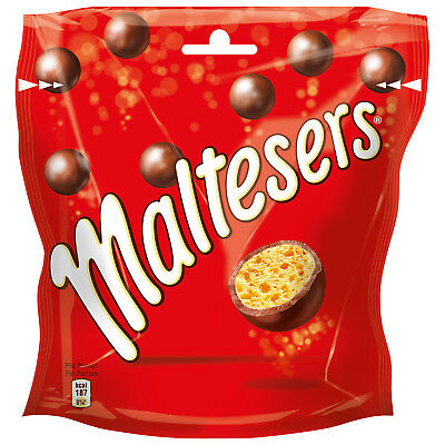 MALTESERS - 6.2 oz / 175 gr net. weight - From Germany