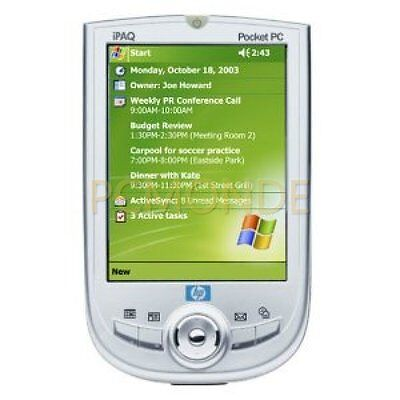 HP iPAQ H1940 Pocket PC 266MHz 64MB RAM 3.5-in TFT Color LCD (FA105A#8ZQ)