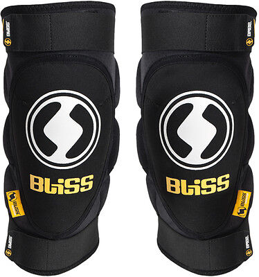 Bliss Classic Knee Pads - Mountain Bike Downhill Knee Protection - RRP£39.99