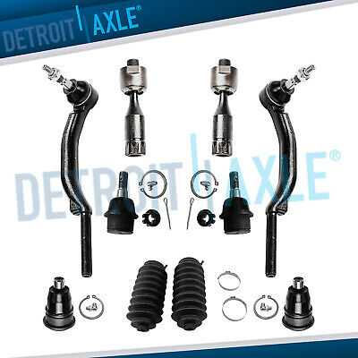 Brand New 10pc Complete Front Suspension Kit for Chevy GMC Trucks 16mm Threads