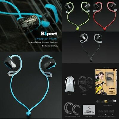 Bluetooth Wireless Sports Stereo Headsets Headphone Earphone Exercise Universal