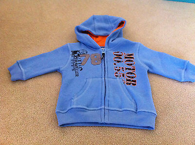 Baby Boys Hooded Jacket - Bnwt - Size 0
