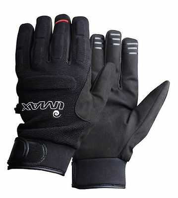 Imax Baltic Gloves - Black - Medium (43369) Fishing