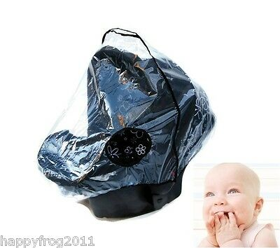 Universal Strong RAINCOVER for the BABY INFANT CAR SEAT BABYLUX