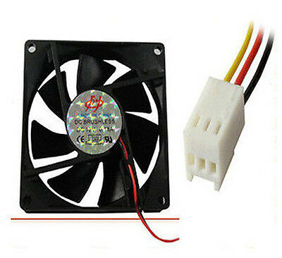 PC Cooling Fan 120mm Internal Cooler Cool Case Air Spin Desktop Computer