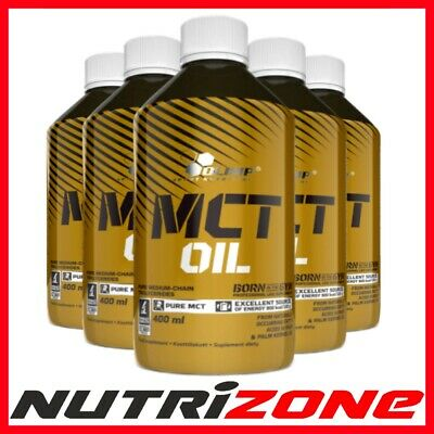 OLIMP MCT Oil 100% Pure Fatty Acids Diet Weight Loss Stimulant Liquid Drink