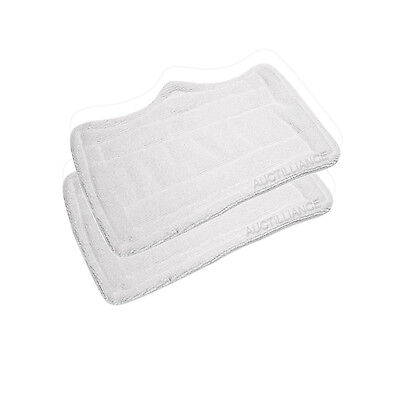 Steam Mop Pads For Euro Pro Shark Microfiber Pad Replacement S3101 X2