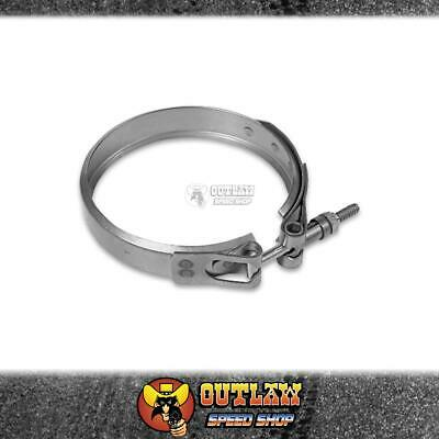 Msd Pro Mag Band Clamp Heavy Duty Stainless Steel - Msd8148