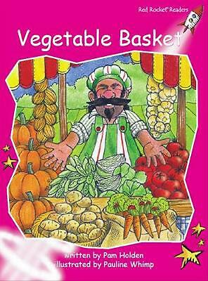 Vegetable Basket by Pam Holden Paperback Book Free Shipping!