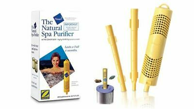 Nature2 Spa Sticks from Zodiac. Spa water purifier.