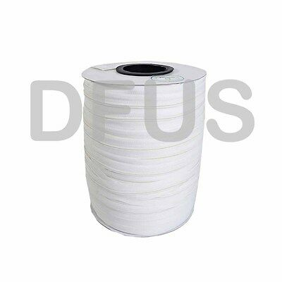 Cream Upholstery cushion zipping * No3 continuous chain zip. 200mtr & 200 slider