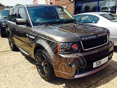 Range Rover Sport '10 - '14 Full Autobiography Conversion Body Kit, Bumpers L104