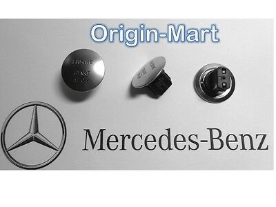 100% OEM Mercedes Benz (1) Keyless Go Engine START STOP Push Button #2215450714