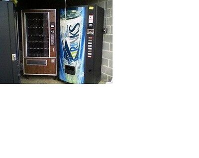 Snack machine and drink machine for sale