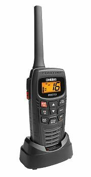 Uniden Mhs127 Submersible / Floating W/proof Handheld 5W Vhf Marine Radio