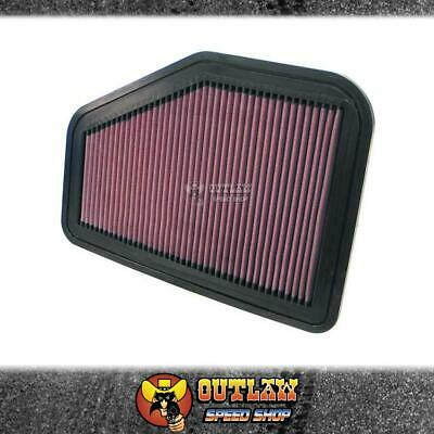 K&n Air Filter To Suit Holden Ve Commodore, V6 And V8 Re-Usable - Kn33-2919