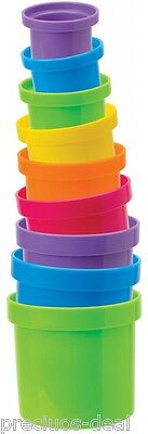 ALEX Toys Rub-a-Dub Stack and Pour Cups