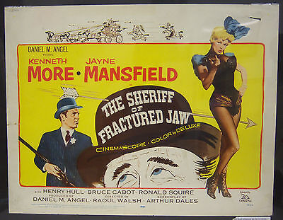 The sheriff of fractured jaw Jayne Mansfield poster #4